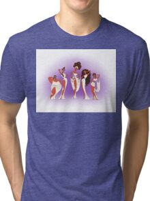 The Singing Muses Tri-blend T-Shirt