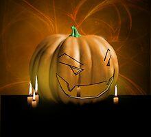 Happy Halloween! by artistshahan