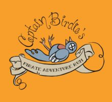 Captain Birdie's Pirate Adventure Rum by StrangeCabaret