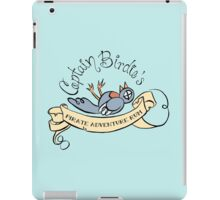 Captain Birdie's Pirate Adventure Rum iPad Case/Skin