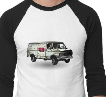 Van Men's Baseball ¾ T-Shirt