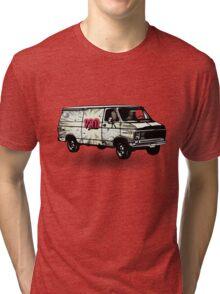 Van Tri-blend T-Shirt