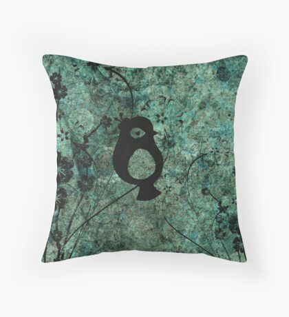 Sweet Tweet Throw Pillow