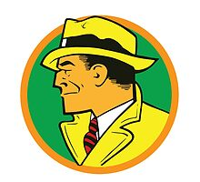 Dick Tracy by burrotees