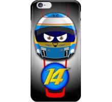 Fernando ALONSO_Helmet 2015 #14 iPhone Case/Skin