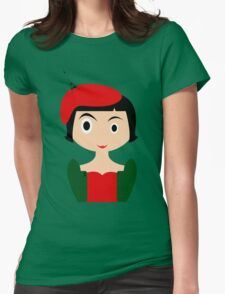 Amelie Womens Fitted T-Shirt