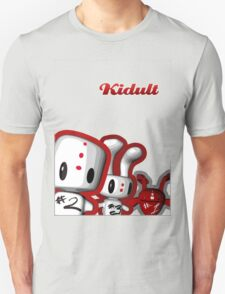 kidult close up three t-shirt T-Shirt
