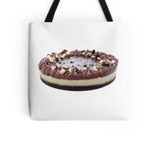 Chocolate Cheesecake Tote Bag