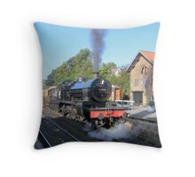 Summers Afternoon Grosmont Throw Pillow