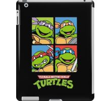 the mutant ninja turtles cool tshirts,hoodies,iphone cases,skirts,pillow&more iPad Case/Skin