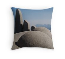 Afrikaans Paarl Monument  Throw Pillow
