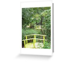 Introducing Leura Gardens~lg20 Greeting Card