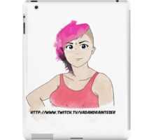Vadandrainteser painting iPad Case/Skin