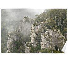 The Alum Cliffs Poster