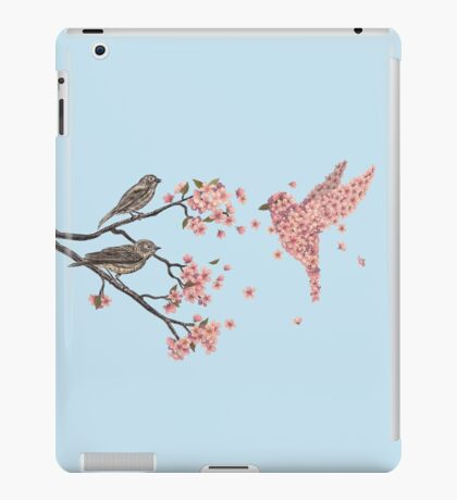 Blossom Bird  iPad Case/Skin