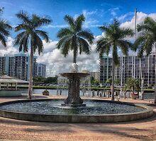 Fountain   by igorgalperin