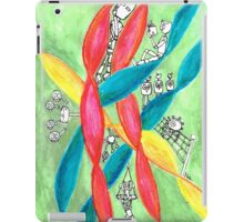 Robot Ribbon Revelry iPad Case/Skin