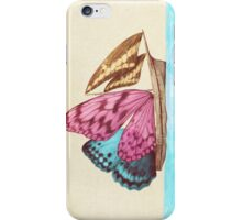 The Butterfly Ship  iPhone Case/Skin