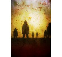 The Gathering Photographic Print