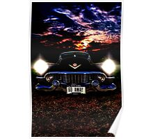 Wrong Turn Fine Art Print Poster