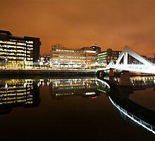 Reflections of Glasgow  by Daniel Davison