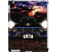 Wrong Turn Fine Art Print iPad Case/Skin