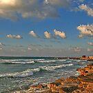 All those waves in Bat - Galim by Nira Dabush