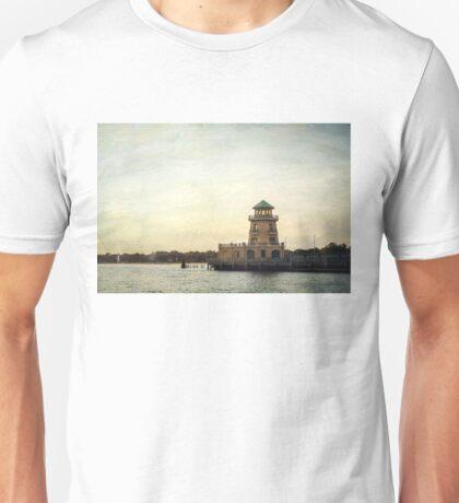 Beau Rivage Lighthouse along the Biloxi Beach Unisex T-Shirt