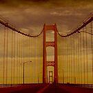 Bridge To The Future by Marie Sharp