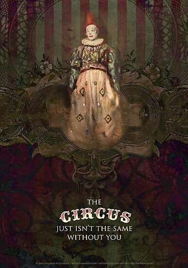 The Circus Without You by AngiandSilas
