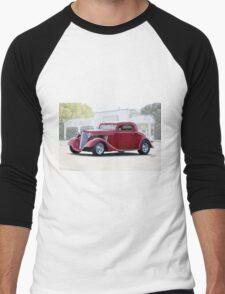 1934 Chevrolet Coupe Men's Baseball ¾ T-Shirt
