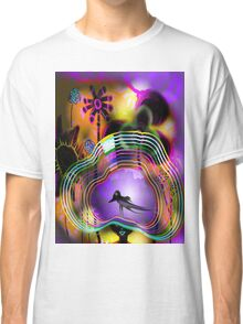 My hat of colors Classic T-Shirt