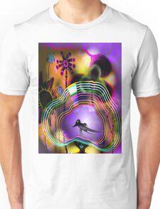 My hat of colors Unisex T-Shirt
