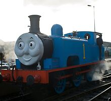 Thomas the Tank Engine by DavidFrench