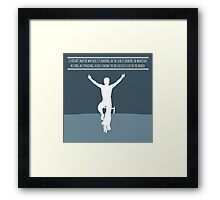 Mark Cavendish Framed Print