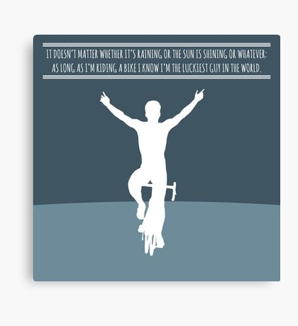 Mark Cavendish Canvas Print