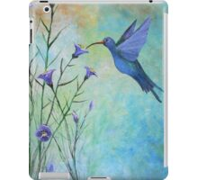 Hummingbird iPad Case/Skin