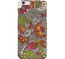 Random Flowers iPhone Case/Skin