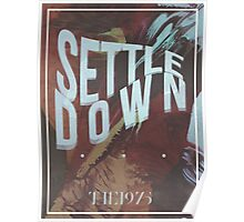 settle down Poster