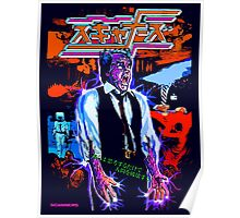 Japanese Scanners Poster