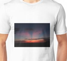 Waking up to another day in paradise Unisex T-Shirt