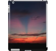 Waking up to another day in paradise iPad Case/Skin