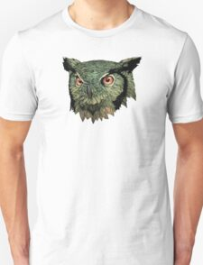 Owl - Red Eyes T-Shirt