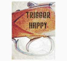 Trigger Happy by Amy Boddie