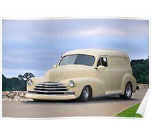 1947 Chevrolet Sedan Delivery 'Panel Truck' Poster