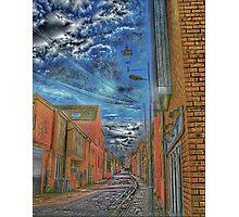 Upper King Street Photographic Print