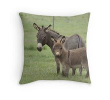 Momma and Me!            #1 Throw Pillow