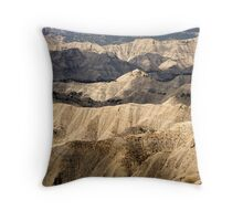 The Blues, Utah Throw Pillow