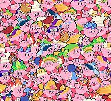 Kirby Patterns  by Feefles