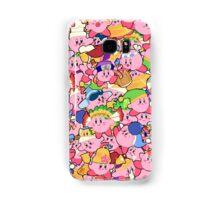 Kirby Patterns  Samsung Galaxy Case/Skin